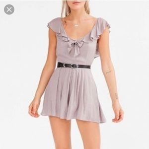 Kimchi blue romper from urban outfitters size